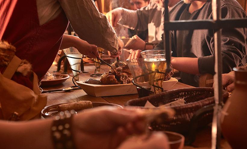 Wikingerschänke - Junggesellabschiede, Wikingerhochzeiten oder individuelle Feiern mit Firma oder Familie