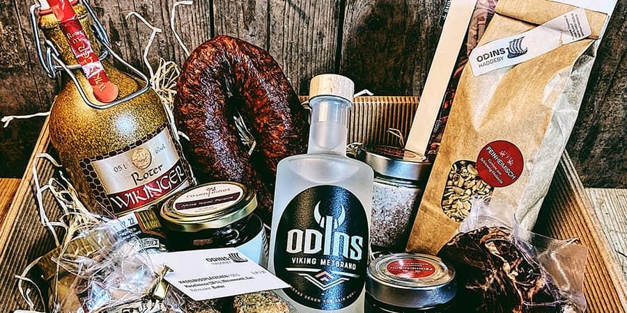 Odins Haddeby - haus- und handgemachte Spezialitäten aus der Region